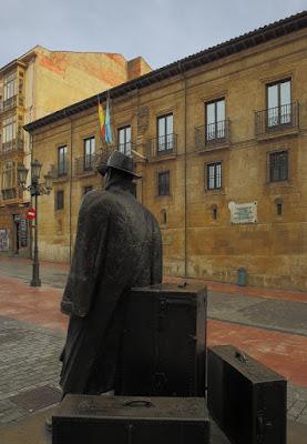 El Viajero de Úrculo frente al RIDEA