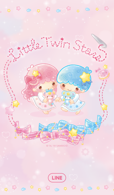 Little Twin Stars: Sparkle