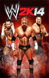 تحميل لعبة WWE 2K14 كاملة مجانا