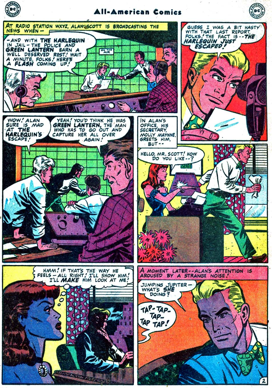 Read online All-American Comics (1939) comic -  Issue #94 - 4