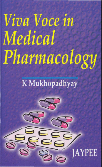 Viva Voce in Medical Pharmacology (Scan) [PDF]