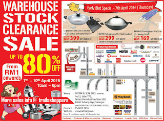 Katrin BJ Warehouse Stock Clearance Sale