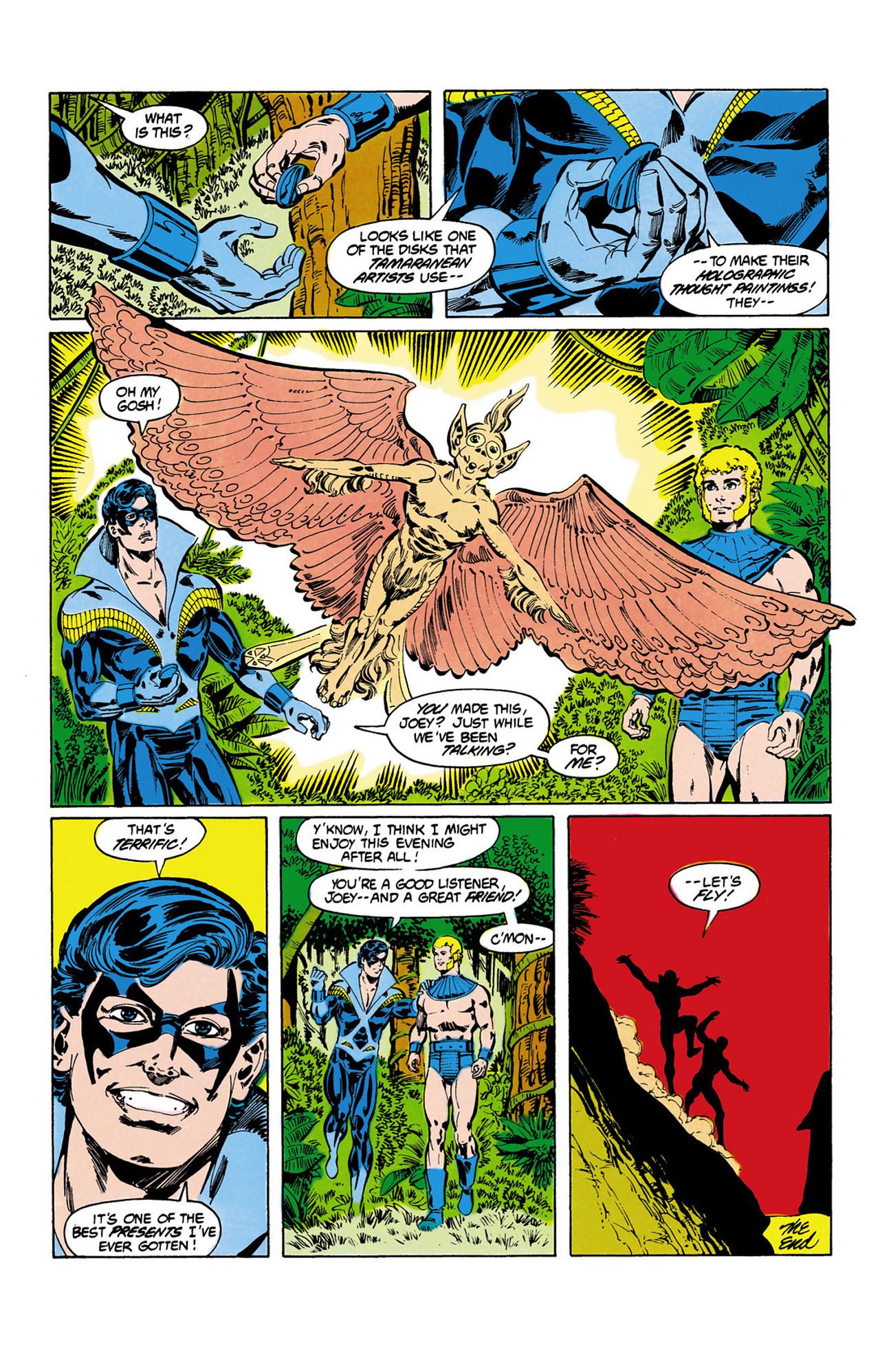 Read online Secret Origins (1986) comic -  Issue #13 - 21