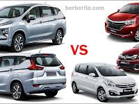 Mitsubishi Expander vs Avanza vs Mobilio vs Ertiga, Pilih Mana?