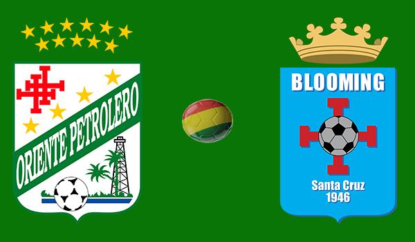 En vivo Oriente Petrolero vs. Blooming - Torneo Apertura 2018