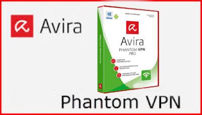 Avira Phantom VPN Pro 2.23.1.32633 Cracked