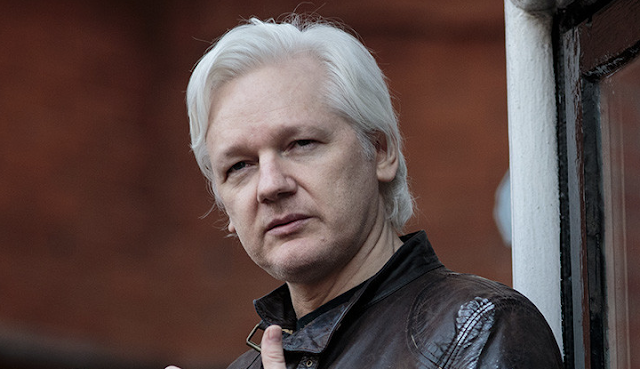 Week 78: Will the Left Get Its Revenge on Assange?