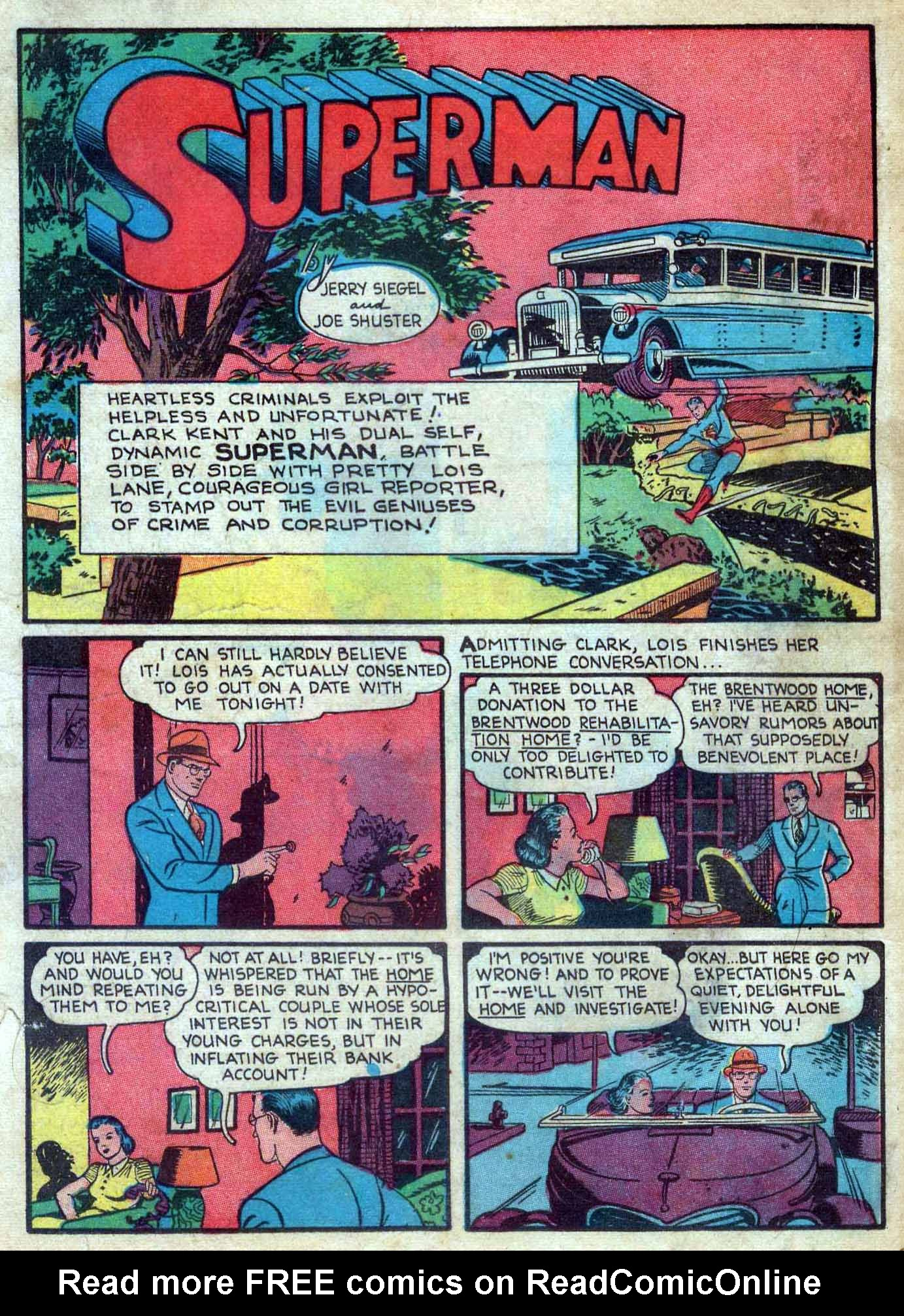 Read online Action Comics (1938) comic -  Issue #27 - 7