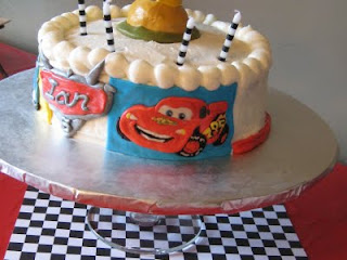 Lightning Mcqueen Party Decoration Big Wns