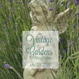 vintage garden tour