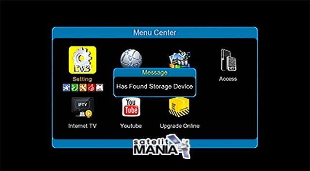 Cara Setting IPTV di Receiver Getmecom HD009 Super