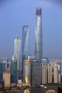 أبراج شنغهاي