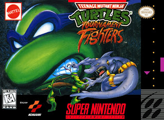 Teenage Mutant Ninja Turtles - Tournament Fighters [ SNES ]