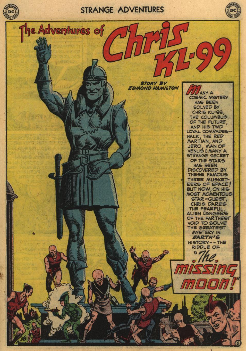 Strange Adventures (1950) issue 11 - Page 39