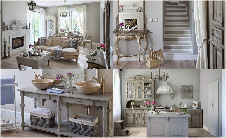 Szarość we francuskim stylu, wystrój wnętrz, wnętrza, urządzanie domu, dekoracje wnętrz, aranżacja wnętrz, inspiracje wnętrz,interior design , dom i wnętrze, aranżacja mieszkania, modne wnętrza, styl francuski, styl rustykalny, glamour, szarości, kolor szary, szare wnętrza, eleganckie wnętrza,
