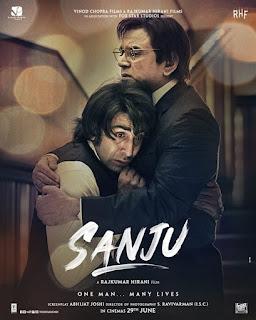 Sanju First Look Poster 4