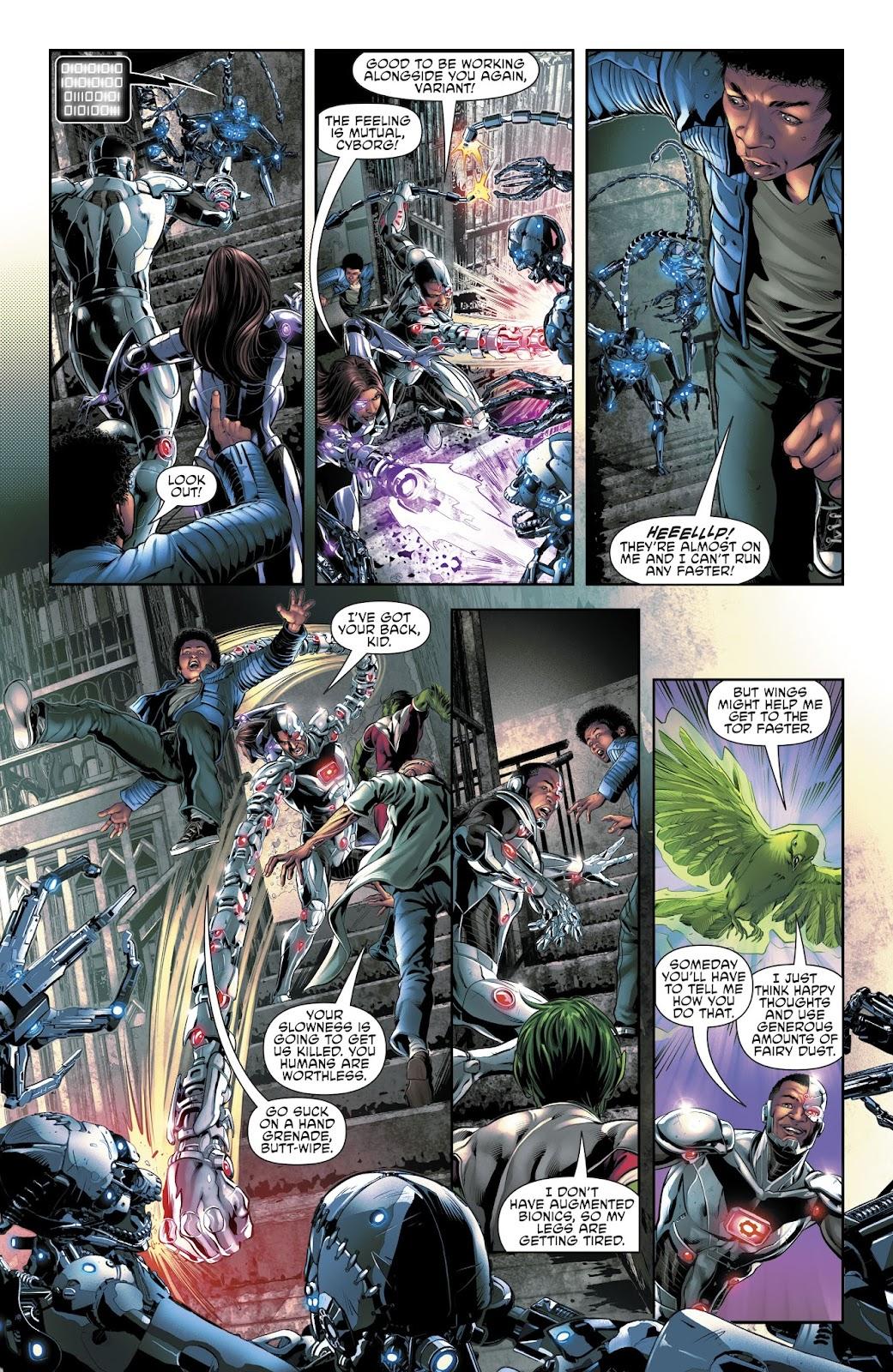 Read online Cyborg (2016) comic -  Issue #14 - 18