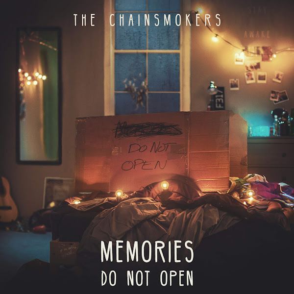 The Chainsmokers - The One - Single Cover