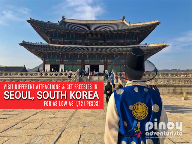 NEW UPDATED Korea Travel Guide Seoul DIY itinerary