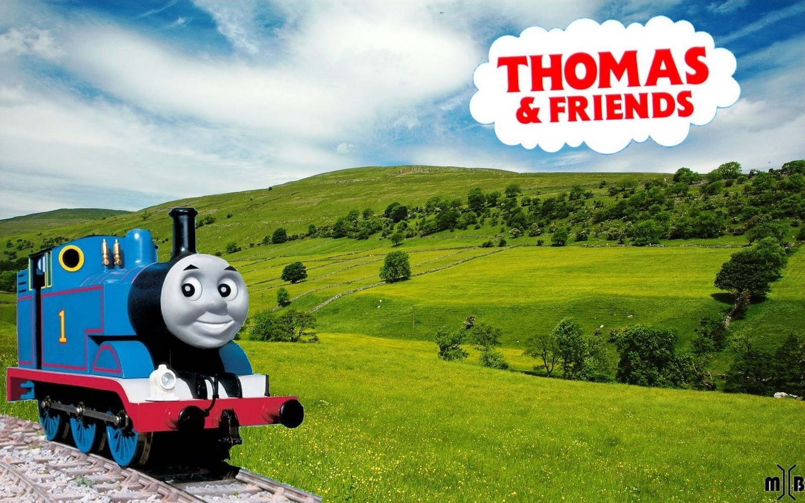 Free Cartoon Images: Thomas and Friends
