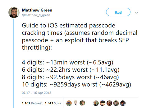 iPhone Terkunci,Tenang, Aplikasi yang Digunakan Polisi Ini Mampu Membukanya_iskrim_com_