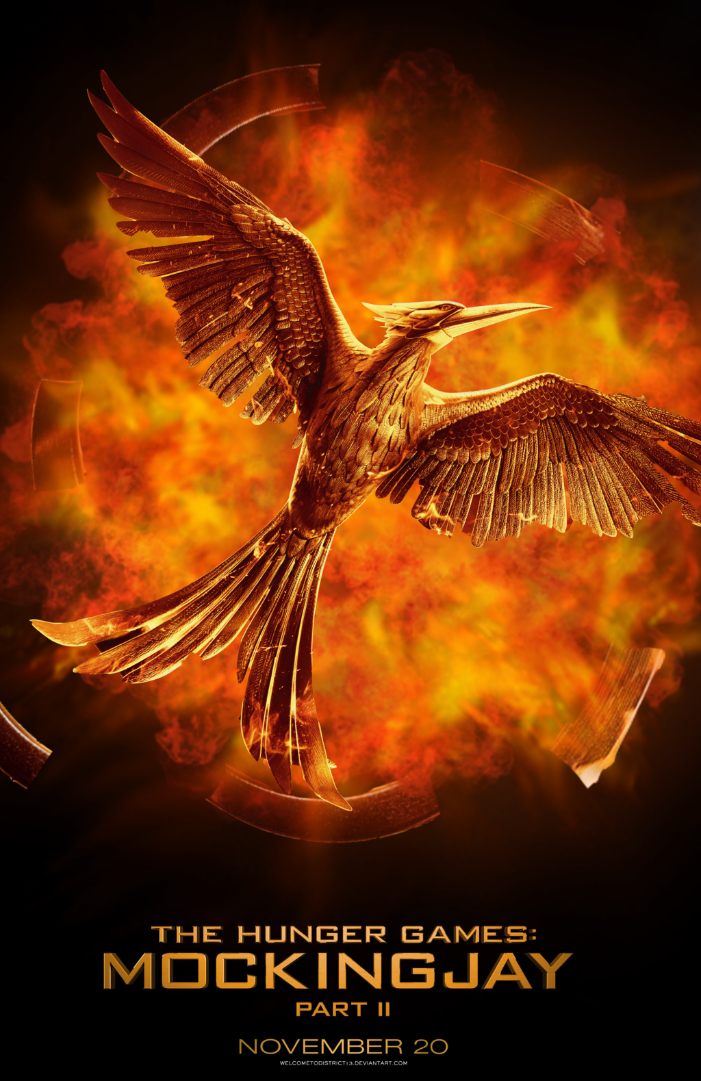 The Hunger Games 3 : Mockingjay Part 2 (2015) เกมล่าเกม: ม็อกกิ้งเจย์ พาร์ท 2 [HD]