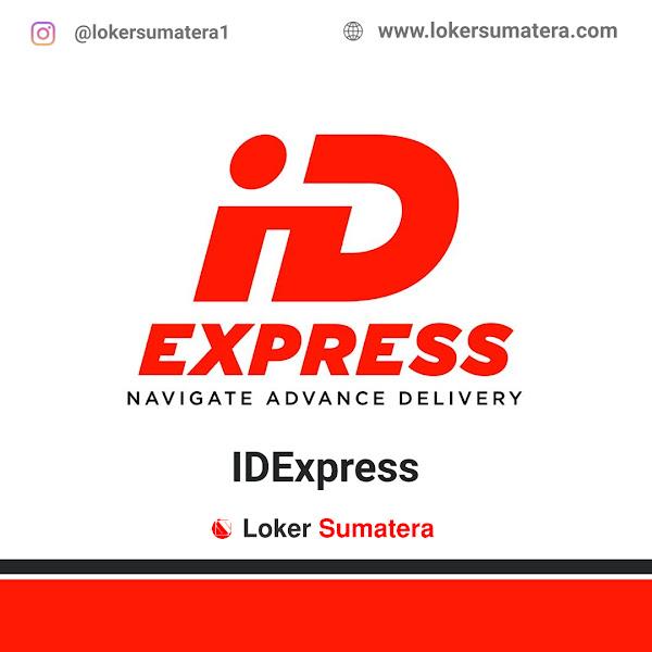 Lowongan Kerja Jambi, ID Express Juli 2021