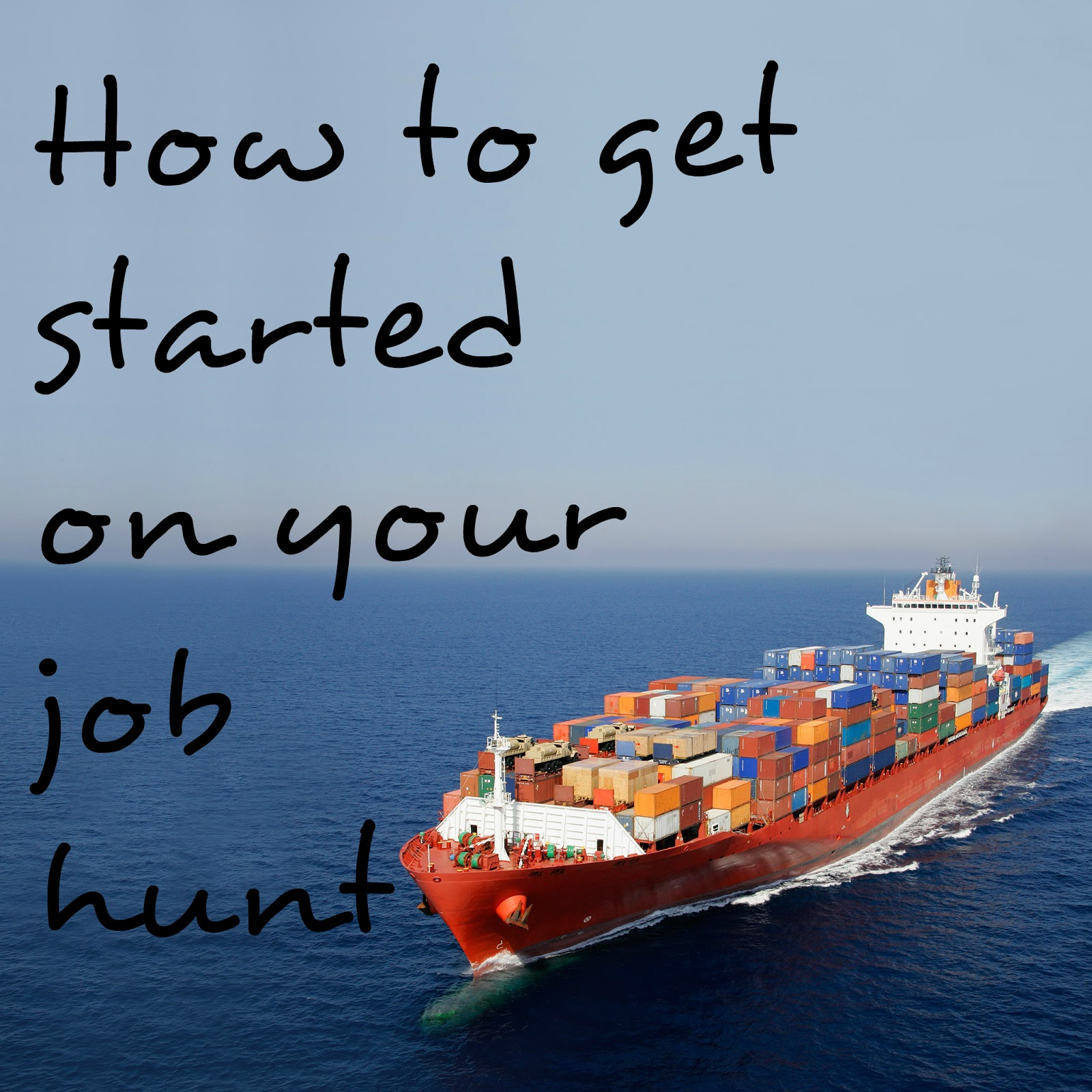 Hard to get a job as TME or Deck Cadet ? | Getting started