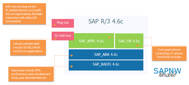SAP R/3 4.6c was one of the most popular ERP release