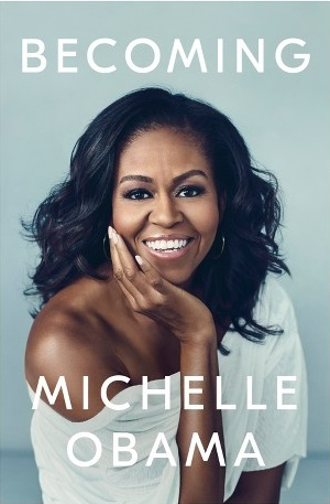 The Bookwright: Becoming by Michelle Obama -- a review