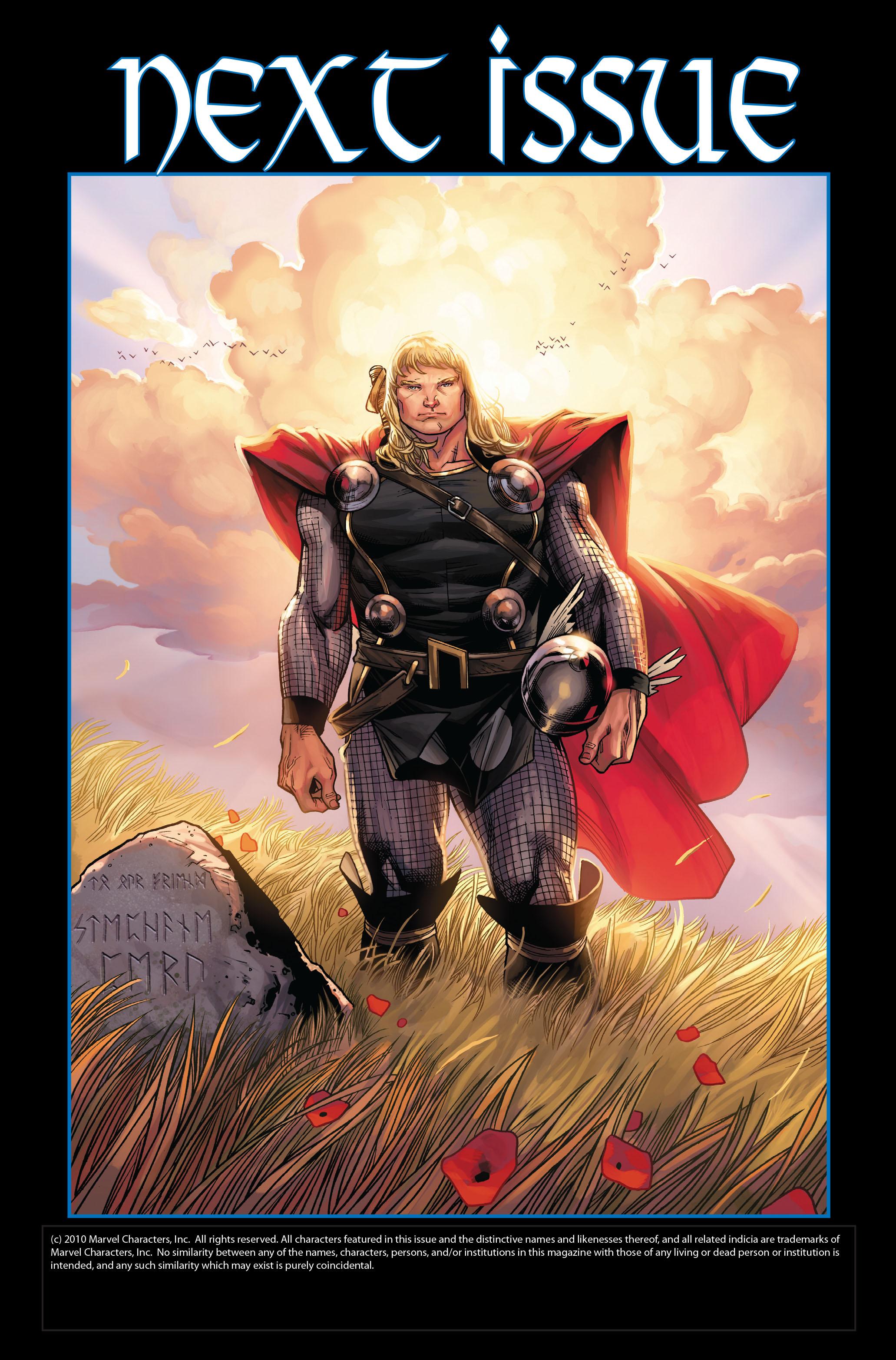 Thor (2007) Issue #9 #9 - English 23