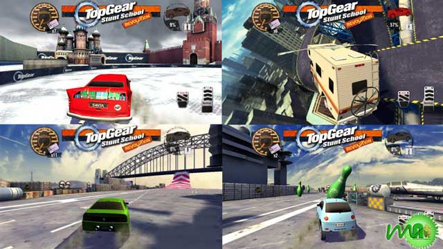 Top Gear: Stunt School SSR Pro Screenshots