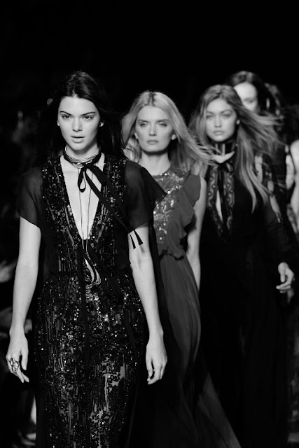 Kendall Jenner by Elie Saab