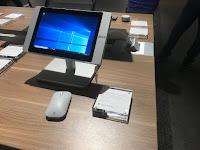 New Enclosure for Surface at Microsoft Ignite