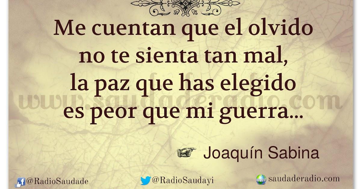 Camas vacías - Joaquín Sabina