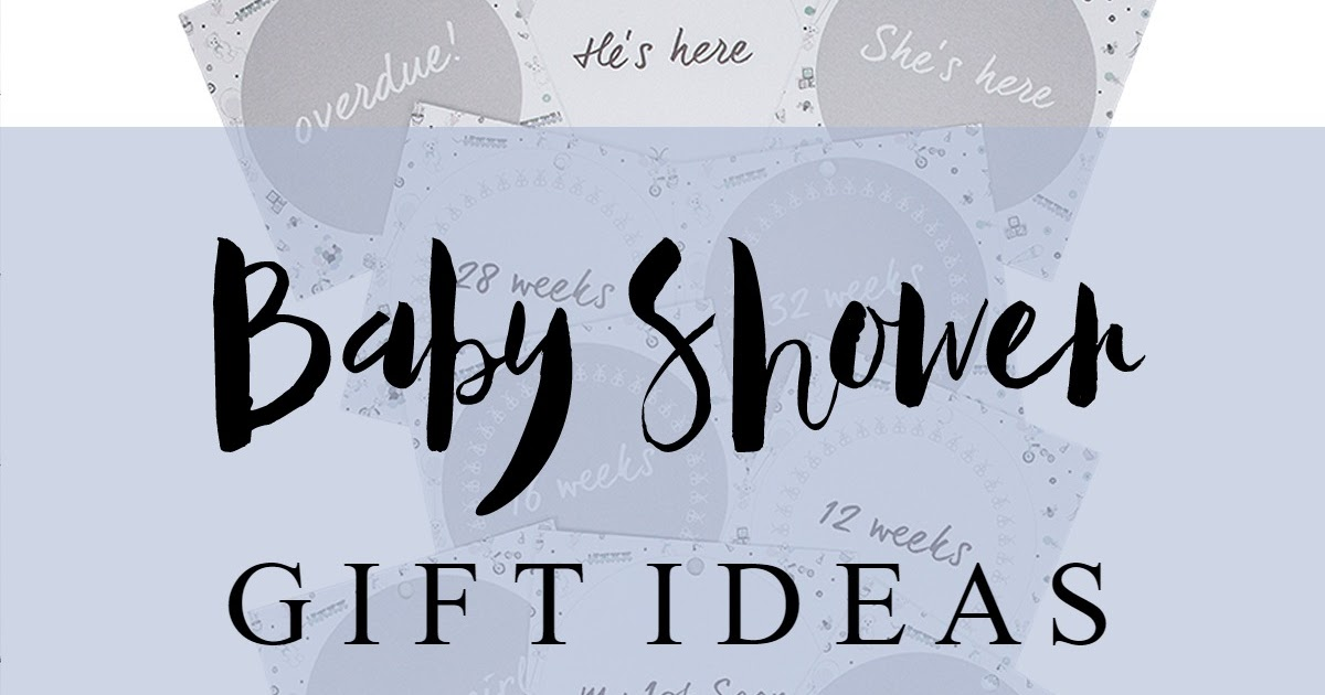 baby shower gift ideas giveaway