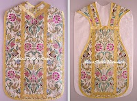 New Vestment Work From Maris Stella Vestments