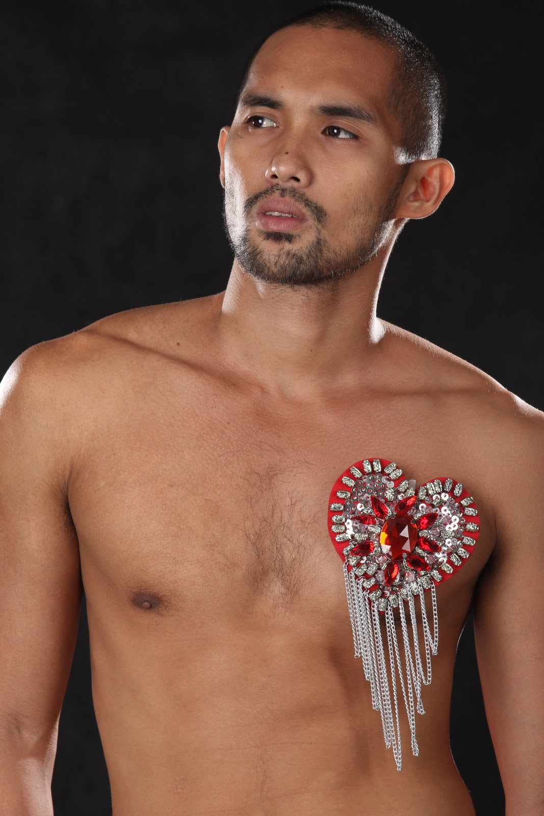 Pink Fox Patrol: FABE Model: Mark Onir in FABE Accessories
