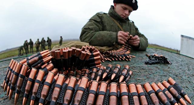 Rússia inicia processo de criação de armas baseadas em novos princípios físicos