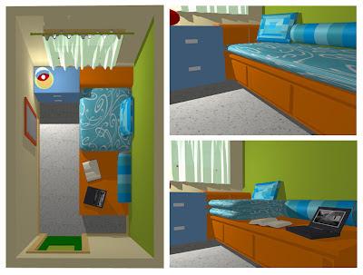 desain+kamar+tidur+ukuran+kecil
