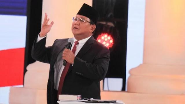 Prabowo Sudah Menyerang
