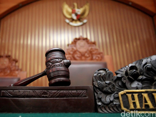 Selain Ngamuk, Hakim di Bengkulu Juga Mabuk di Pengadilan