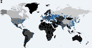 Así está conquistando el ransomware #WannaCry el mundo