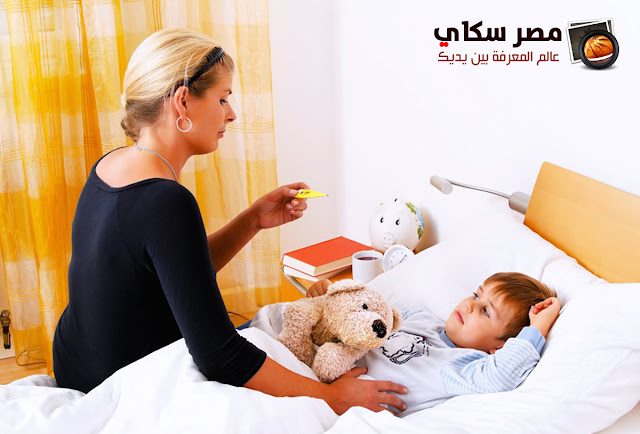 آلام المعدة وأضطراباتها عند الأطفال والأسباب والعلاج