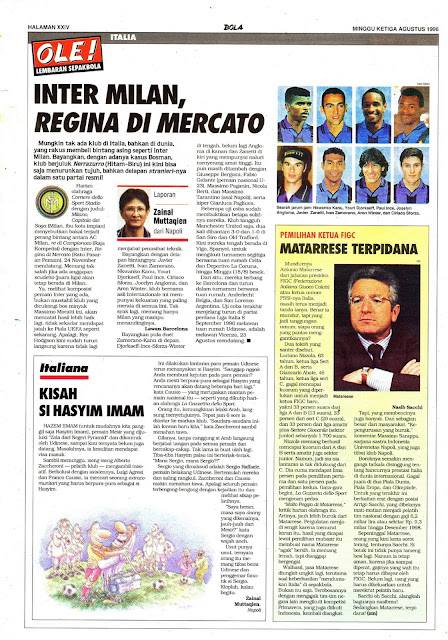 INTER MILAN, REGINA DI MERCATO