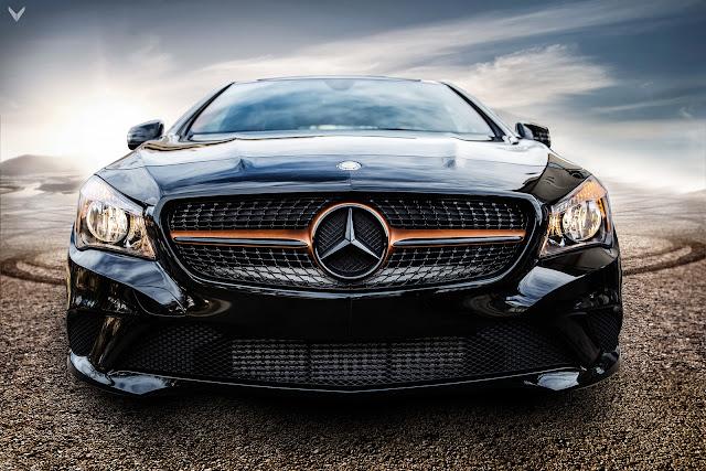 Vilner Mercedes-Benz CLA - #Vilner #Mercedes #CLA #tuning