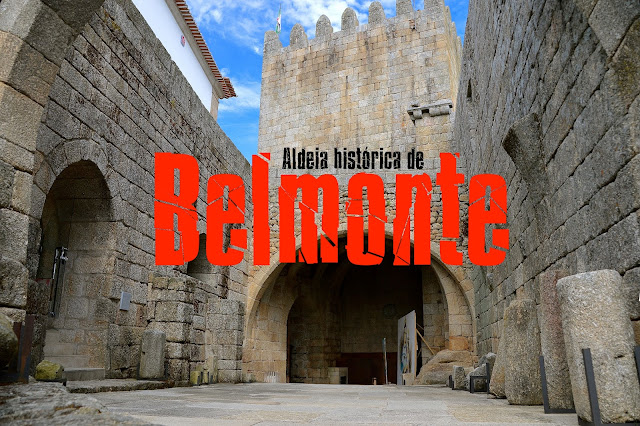 Roteiro das Aldeias Históricas de Portugal, Visitar Belmonte