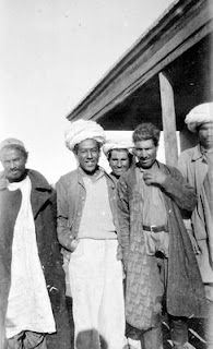 Langston Hughes in Central Asia