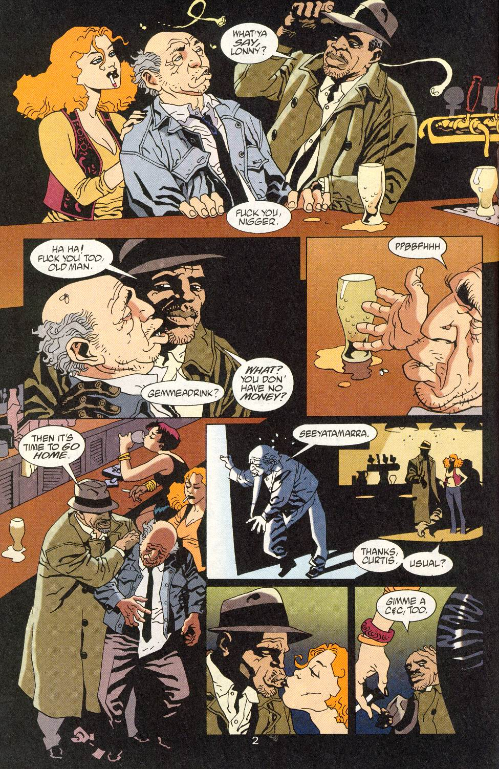 Read online 100 Bullets comic -  Issue #15 - 4