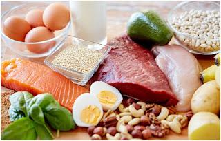 Makanan Sehat Ini Sumber Protein Terbaik bagi Tubuh